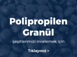 Polipropilen Granül